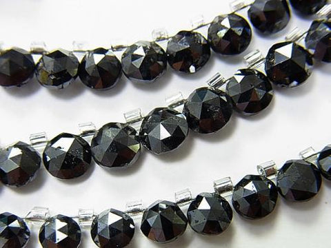 Black Diamond AAA Chestnut Faceted Briolette 3pcs $49.99