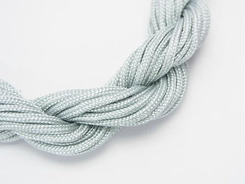 1rool $1.99! Nylon cord blue gray [1.0mm] [1.2mm] [1.5mm] 1rool