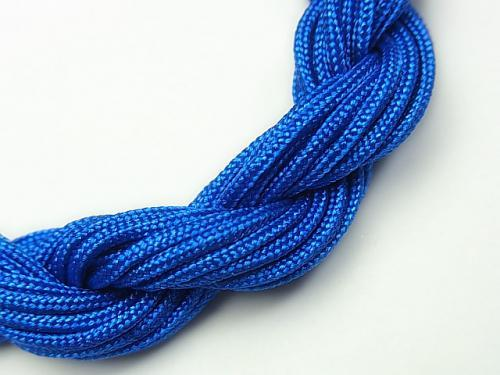 1rool $1.99! Nylon cord blue [1.0mm] [1.2mm] [1.5mm] 1rool
