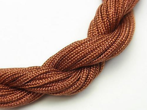 1rool $1.99! Nylon cord Orange [1.0mm] [1.2mm] [1.5mm] 1rool