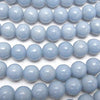 Angelite AAA Round 10mm half or 1strand (aprx.15inch/38cm)