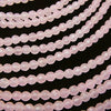 1strand $5.79! Light Pink Jade 32 Faceted Round 4mm 1strand (aprx.15inch / 38cm)