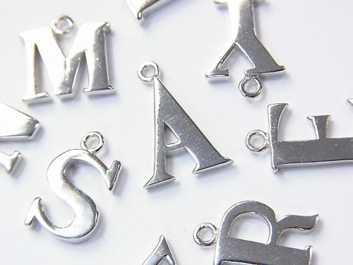 Silver 925 Alphabet Initial Charm 1pc $2.79!