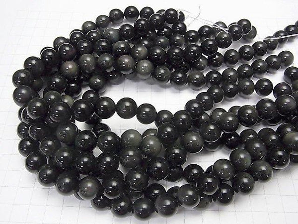 1strand $7.79! Rainbow Obsidian AAA Round 12mm 1strand (aprx.15inch / 37cm)