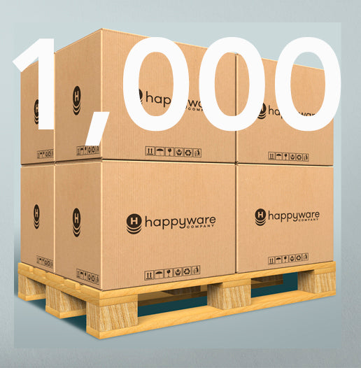 WHOLESALE  |  Happy Scoop®:  1,000 Gift Sets