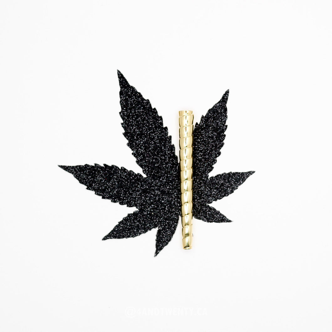 Gold Plated Kate Fumette by Hautesmokes