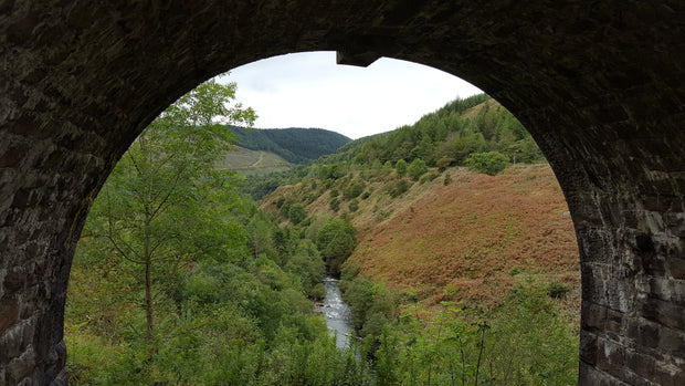 Guided tour - Afan & Brecon Beacons - Wales