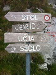 Guided Tour - Kobariski Stol in Soca Valley (SLO)