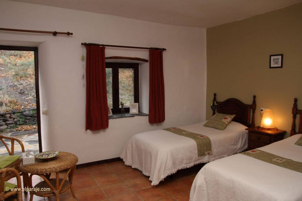 Suite Double Room  - El Paraje Berchulès