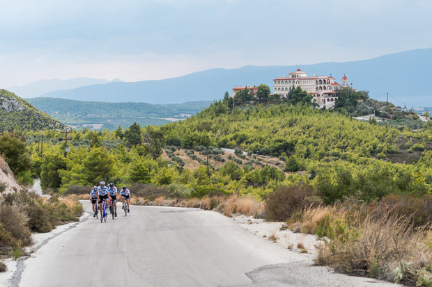 Cycling holiday – stay at the Casino Club Hotel***** - Loutraki, Greece