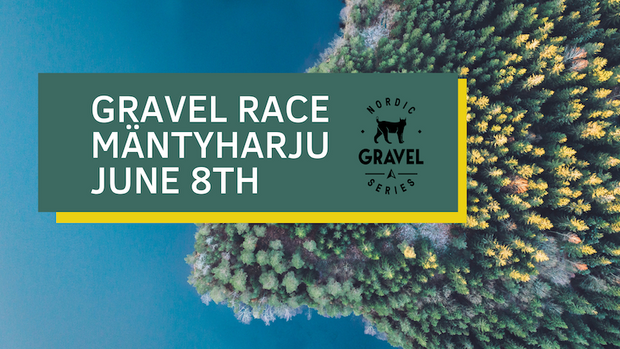 Gravel Race Mäntyharju - June 8th - Solo participant