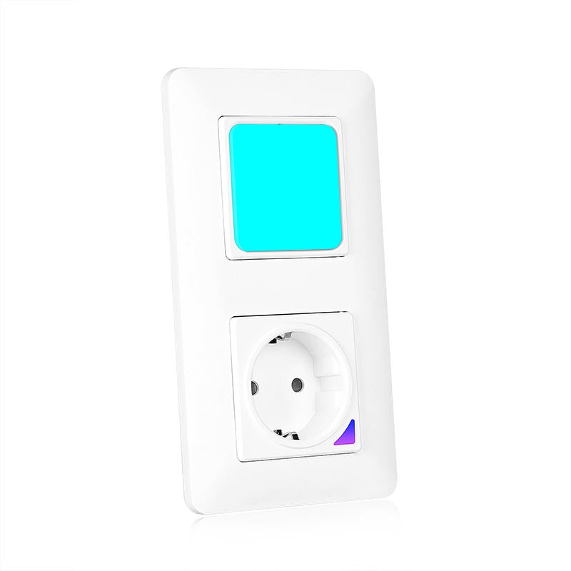 Smart Socket + RGB-Schalter