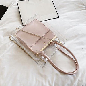 Big Transparent Bag