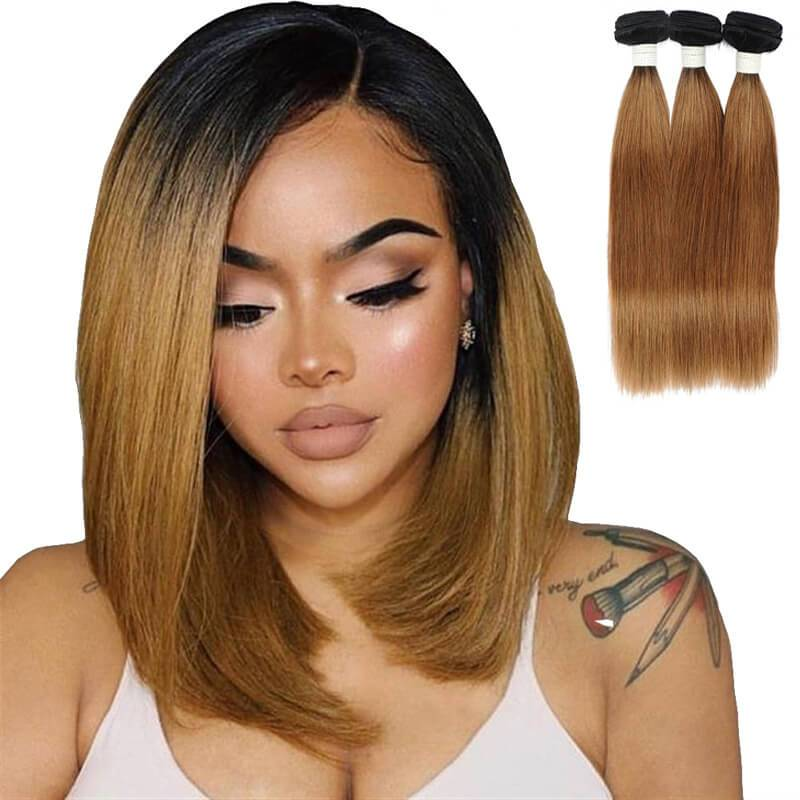 Human hair bundles-2