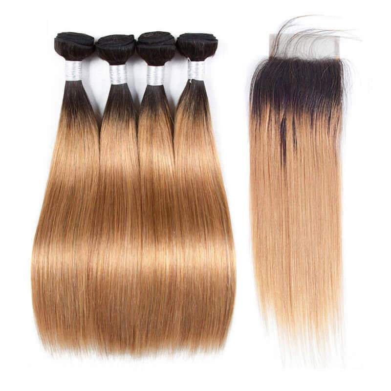 Ombre long hair-4