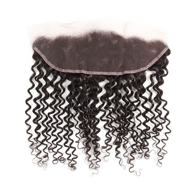 Curly hair bundles-2