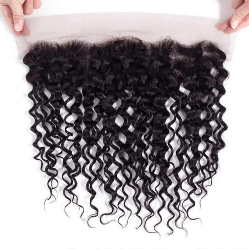 Human hair wefts-3