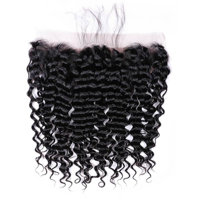 Virgin remy hair bundles-3
