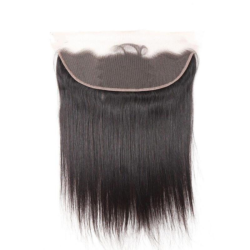 Straight hair weave-3