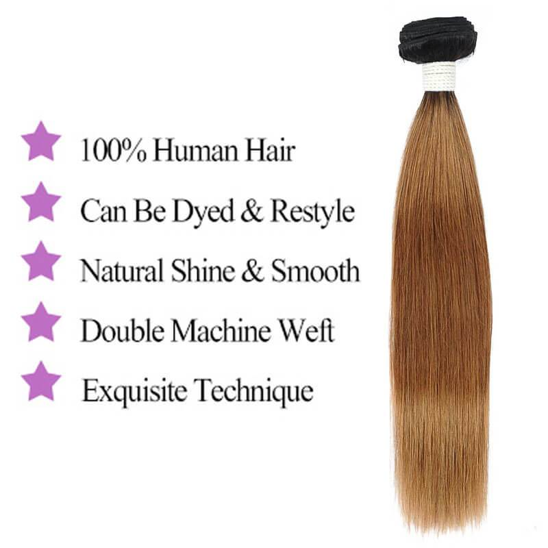 Human hair bundles-4