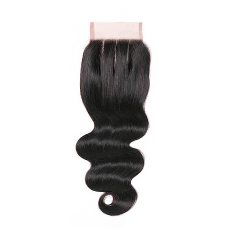 Hair weave with closure-2