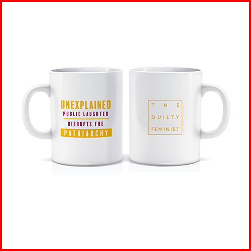 Guilty Feminist - White Mug