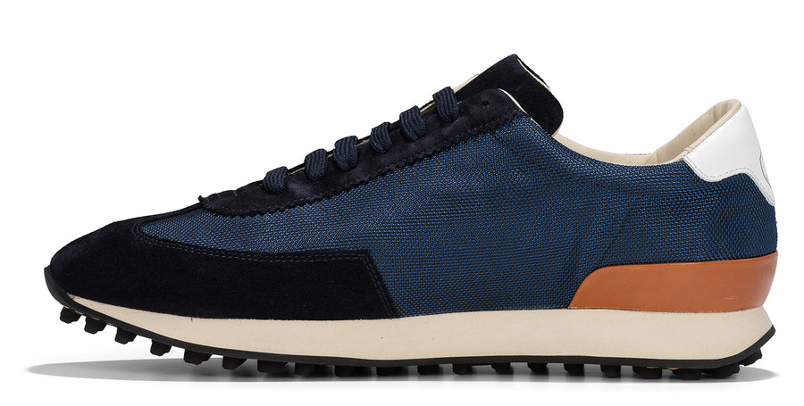 Off Campo technica suede - Navy