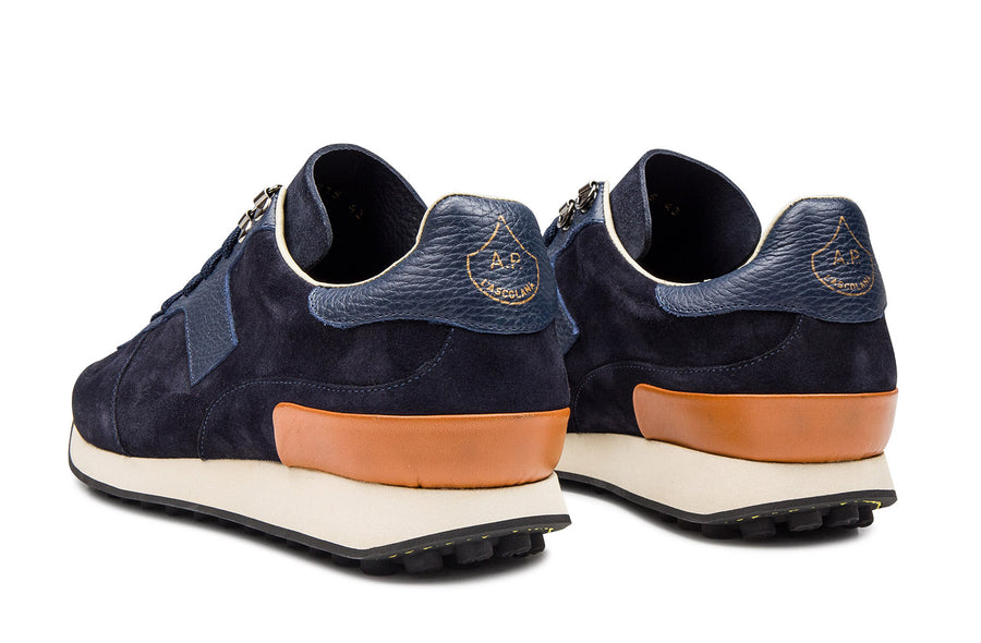Bundes Suede - Navy