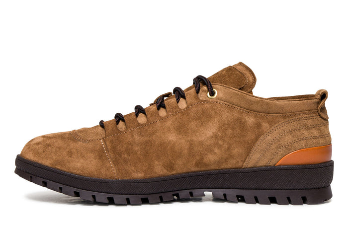 Lux Tracking - Sigaro - Sciarada Suede