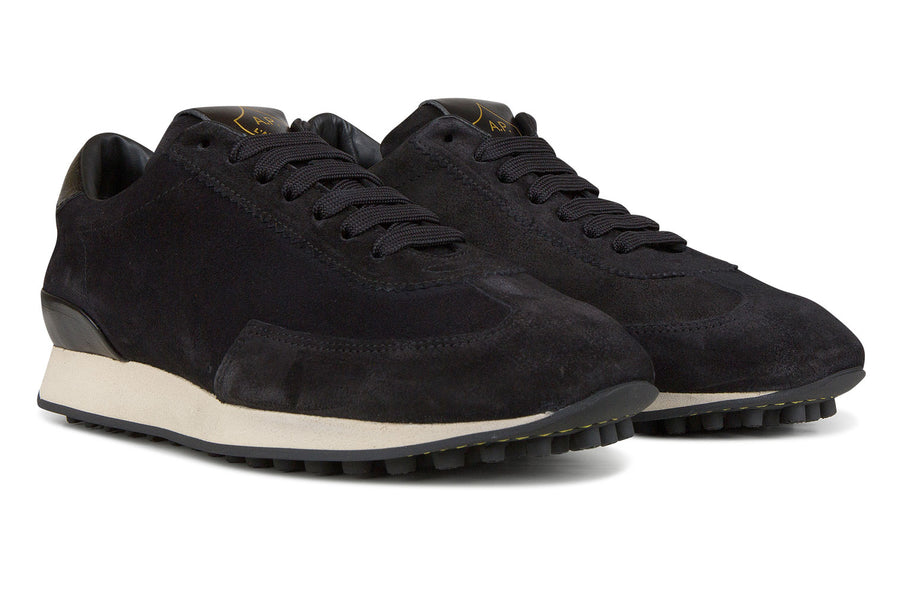 Off Campo - Nero - Softy Suede