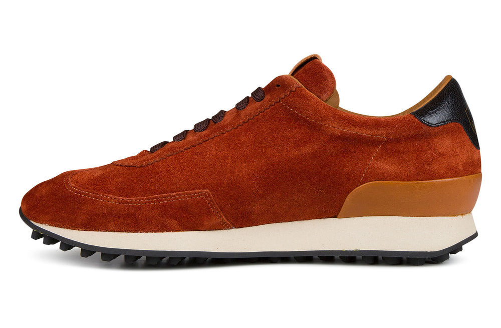 Off Campo - Rust - Fox Suede