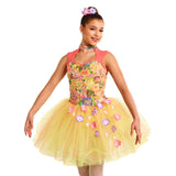124 - C438 Day Flower - Curtain Call Costumes Australia