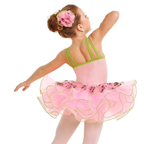 013 - E2178 Springtime Blossoms - Curtain Call Costumes Australia