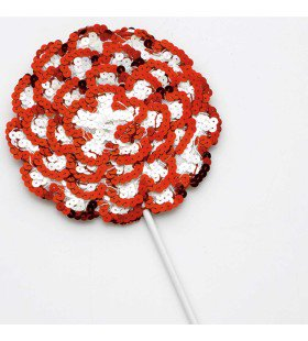 354A - AH188 Sequin Lollipop