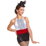 240 - E1786 Jumpin' Jive - Curtain Call Costumes Australia