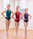 999 - T5072 Ovation Zip Front Leotard