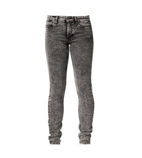 999 - B4912 WOMEN'S ACID WASH JEANS     18