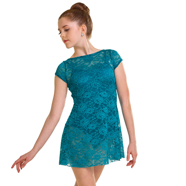 P058 - J5296 LACE DRESS-ELEMENTS