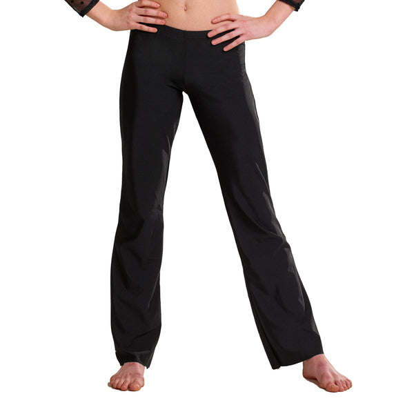 P063 - B1111L BOOT CUT PANTS (LYCRA)
