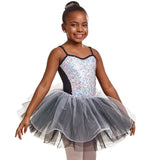 071 - E2113 Diamond Heart 2-in-1 - Curtain Call Costumes Australia