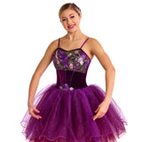 095 - C414 Country Purple - Curtain Call Costumes Australia