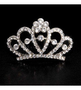 999 - W477 Mini Tiara Comb