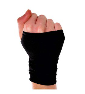 999 - W9786 Scrunched Fingerless Gloves