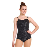 238 - B2401  Sequin Leotard