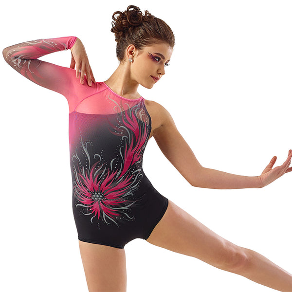 P007 - iS103C Dahlia Leotard