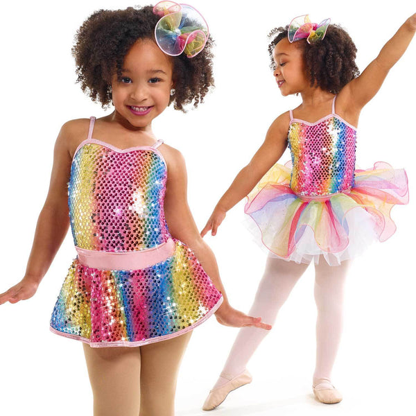 059 - E2189 Snow Cone 2-In-1 - Curtain Call Costumes Australia