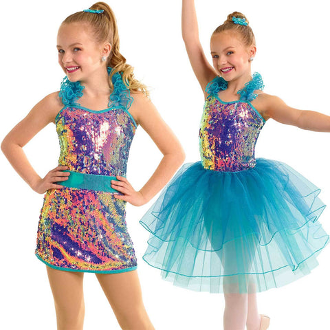 069 - E2194 Starstruck 2-In-1 - Curtain Call Costumes Australia