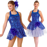 074 - E2196 Deep Breath 2-In-1 - Curtain Call Costumes Australia