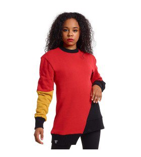 N021A - N183 Color Block Sweatshirt