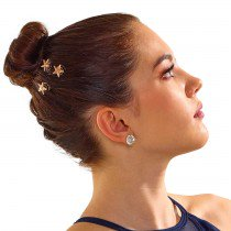 P019 - W1635  Star Hair Twists